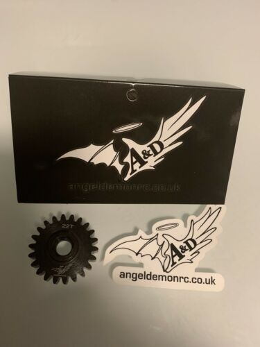 Losi Dbxl Angel /& Demon Racing 22T pinion gear Replacement Only!!!