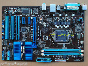 Asus P8H61 PLUS R2.0 Realtek LAN Windows 8 X64