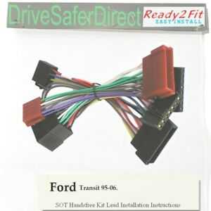 Autoleads SOT-074 Accessory Interface Lead