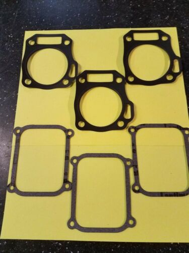 Predator 212 cc Hemi Steel .010 Head /& Valve Cover Gasket Combo Pack