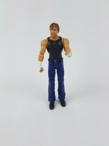 WWE Dean Ambrose Hall of Champions Bataille Pack Figurine Mattel