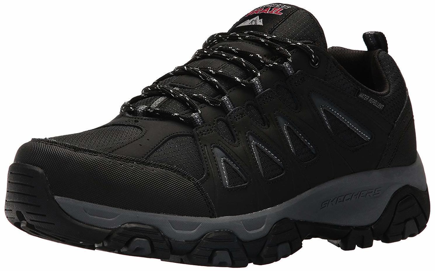 Skechers Para Hombre Zapato Oxford Trail Caminar Senderismo Terrabite-Elige talla Color