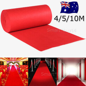 Image Is Loading Red Carpet Runner Party Wedding Hollywood Awards Night