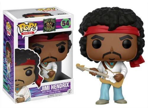 Rocks Vinyl Figure Jimi 9 cm Jimi Hendrix POP