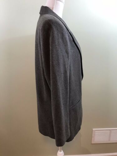Sag Harbor Blazer Jacket Size 12 Select Color: Wool // Red or Wool-Blend Gray