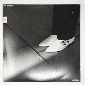 Joe-Jackson-Look-Sharp-LP-Vinyl-Record-Original-1979