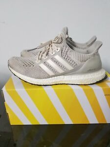 6cedb9b68c07 Adidas Ultra Boost 1.0 Cream Chalk LTD Kanye Friends   Family Size ...