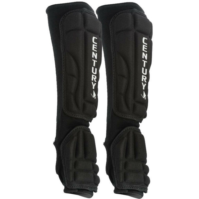 Century® hand forearm armor Black Medium Forearm Guards