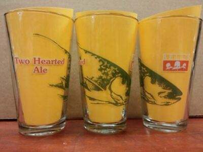 Bell/'s Two Hearted Ale Pint Glass Set of 2
