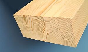 trave in legno lamellare di abete nordico sezioni 12x12