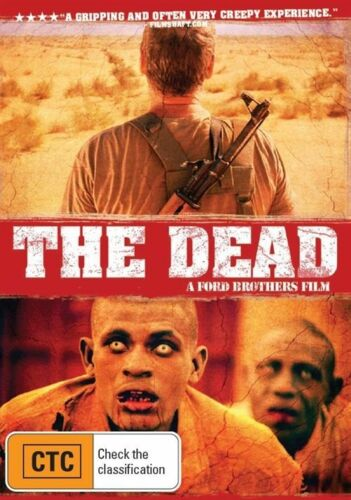 1 of 1 - The Dead : a Ford Brothers Film (DVD, 2011)  LIKE NEW ... R4