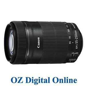 NEW-Canon-EF-S-55-250mm-f-4-5-6-IS-STM-Lens-F4-5-6-for-760D-80D-1-Yr-Au-Wty