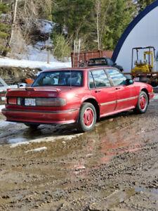 91 Pontiac Bonneville SSE