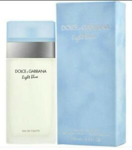 BNWB-DOLCE-amp-GABBANA-D-amp-G-LIGHT-BLUE-women-039-s-EDT-100ml-Dubai-Original-scent