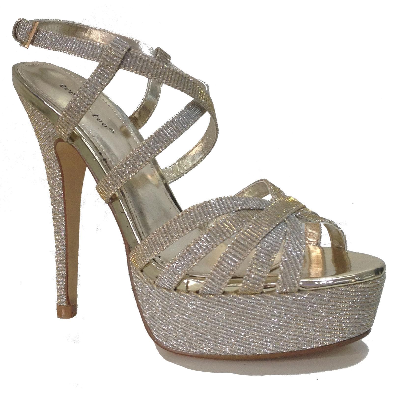 ☼ELEN☼ Sandales à talon - avec plateforme - talon TRENDY TOO - Ref  0891 76c70b
