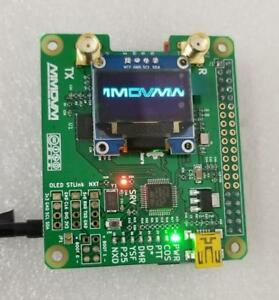 MMDVM-HS-Dual-Hat-Duplex-MMDVM-Hotspot-P25-DMR-YSF-NXDN-Pi-Revision-1-3-OLED