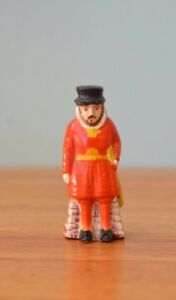 Vintage-Salt-or-pepper-shaker-ceramic-figurine-bearded-man-BT2