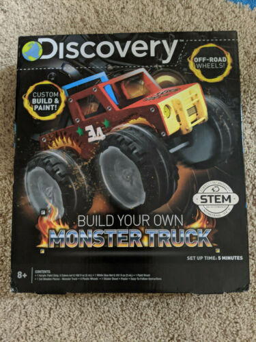 Discovery STEM Building Kits Homeschool Educational Learning Acitity Science Fun
