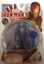 Marvel Iron Man 3 Cold Snap Armor Repulsor Freeze Blast Im3 Action Figure