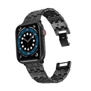 Thin Bands Compatible with Apple Watch Band 44/42/40/38mm iWatch SE Series 6/5/4