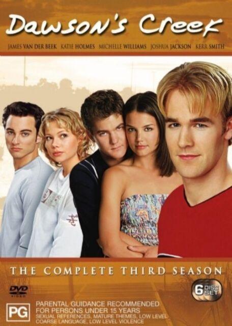 Dawson's Creek Series : Season 3 : NEW DVD