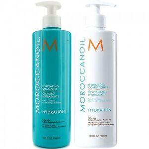 moroccan oil shampoo and conditioner 500ml