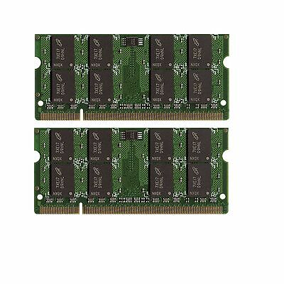 2GB Memory Module PC2-6400 SODIMM For Toshiba Satellite L455D-S5976