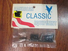 NOS VINTAGE AMERICAN CLASSIC EQUIPMENT WATER BOTTLE CAGE HARDWARE KIT