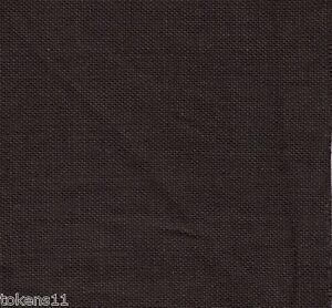 Libeco Lagae 100 Belgian Linen Upholstery Drapery Fabric Charcoal