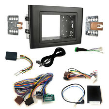 Volvo XC90 05-14 Double Din Car Stereo Fitting Kit + Parking Tone Interface