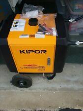 2014 Kipor Ig6000 Watt Sinemaster Digital Generator