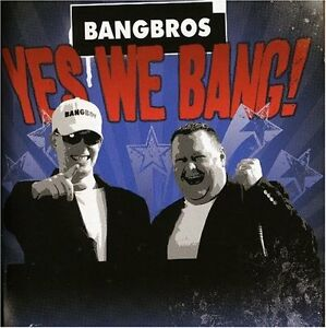 Yes we Bang von Bangbros (2009) 2 CD - <span itemprop='availableAtOrFrom'>Deinste, Deutschland</span> - Yes we Bang von Bangbros (2009) 2 CD - Deinste, Deutschland