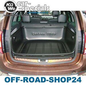 toimitilaa.fi OPPL Basic Plus Kofferraumwanne fr Dacia Duster SUV ...
