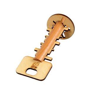 Bamboo-Puzzle-Intelligence-Development-Toy-Unlock-Key-Education-Tool-Toys