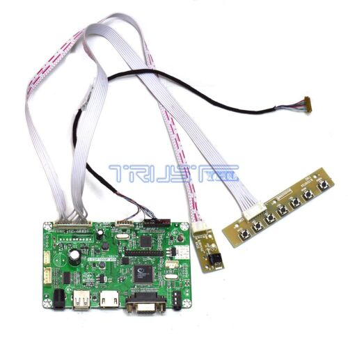 LCD Controller Board Kit For 15.6″ eDP Interface Display Panel N156BGE-E41 WXGA
