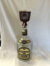 Chivas Regal Blended Scotch Whisky 1 Gallon Empty with Dispenser Vintage