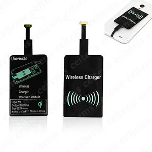 Universal QI Wireless Charger Receiver Module for Micro-USB Mobile Various Mobile Phone Fast Charging