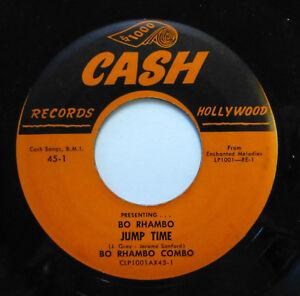 BO-BHAMBO-45-Indian-love-call-Jump-time-CASH-R-amp-B-ws493