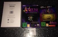 Console Nintendo 3ds Xl Zelda Majora Special Skull Edition Neuf Pal France