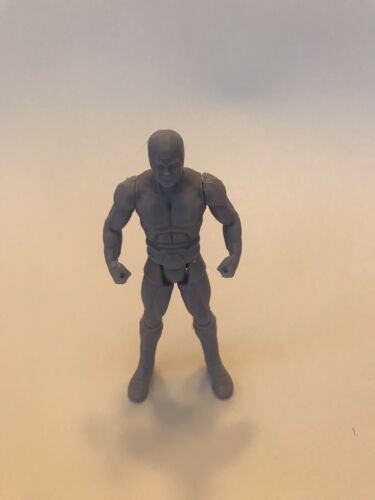 3d Printed Silicon Custom Super Powers Series 4
