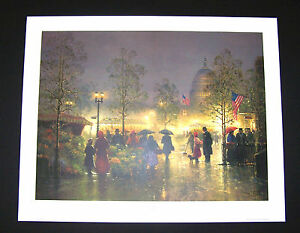 G harvey hand signed limited edition print america 39 s for Harvey windows price list