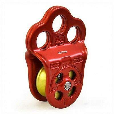 DMM Red Triple Attachment Pulley PUL100