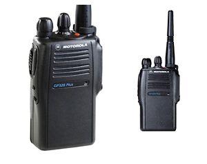 motorola gp328 plus 2 way radio handset only fully fuunctional ebay rh ebay com motorola gp328 plus user manual motorola gp328 plus user guide