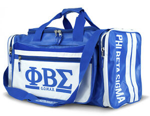 259489488 Image is loading Phi-Beta-Sigma-Sports-Duffle-Bag