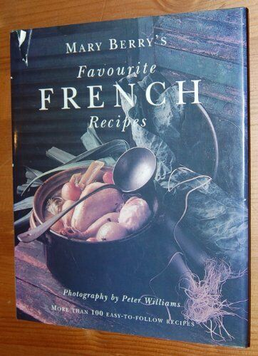 1 of 1 - Favourite French Recipes By Mary Berry