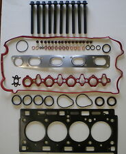 HEAD GASKET SET BOLTS FITS MASTER LAGUNA ESPACE MOVANO INTERSTAR 2.2 DCi 16V G9T