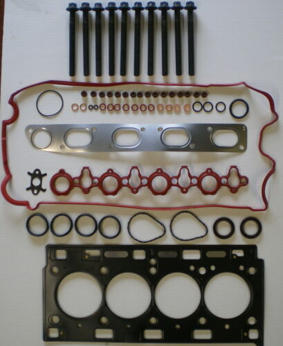 Pernos cabeza junta conjunto se ajusta Interstar Movano 2.2 CDTi DTi DCi 16V G9T Nissan Opel