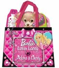 Barbie Loves Lacey/Adora a Lacey by Lombardi Kristine (Board book, 2014)