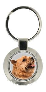 Norwich Terrier Schlüsselanhänger