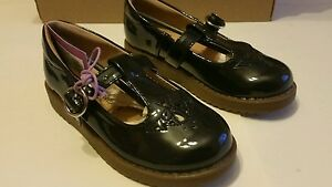 John-Lewis-Holy-Classic-TBar-Navy-Girls-Shoes-UK-Size-11